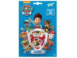 Paw Patrol Stickerheft