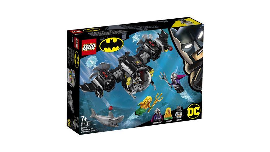 LEGO DC Comics Super Heroes Batman im Bat U Boot