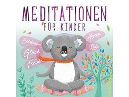 Meditationen Fuer Kinder