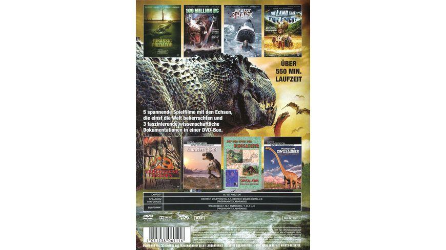 Als Dinosaurier die Welt beherrschten 2 DVDs