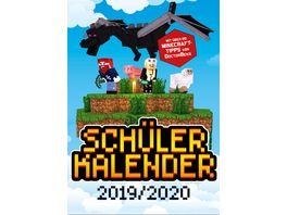 Schuelerkalender 2019 2020 von DoctorBenx