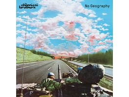 No Geography 2LP