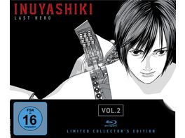 Inuyashiki Last Hero Vol 2 Limited Collector s Edition
