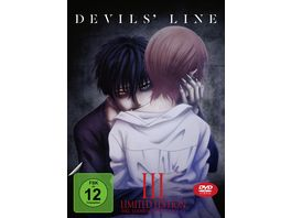 Devil s Line Vol 3 Limited Edition inkl Sammelschuber fuer Vol 1 3