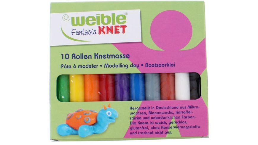 Weible - Knetrollen 10er Packung