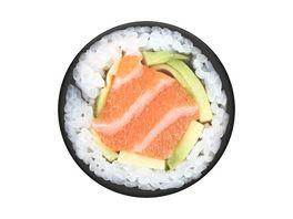 PopGrip Salmon Roll