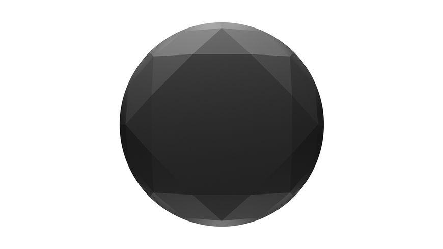 PopSockets PopGrip Metallic Diamond Black
