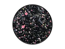 PopGrip Prem Sparkle Black