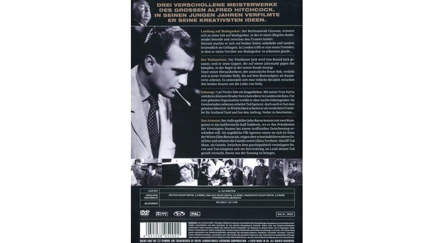 Alfred Hitchcock Collector s Edition