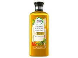 Herbal Essences PURE renew Goldenes Moringaoel Geschmeidigkeit Shampoo