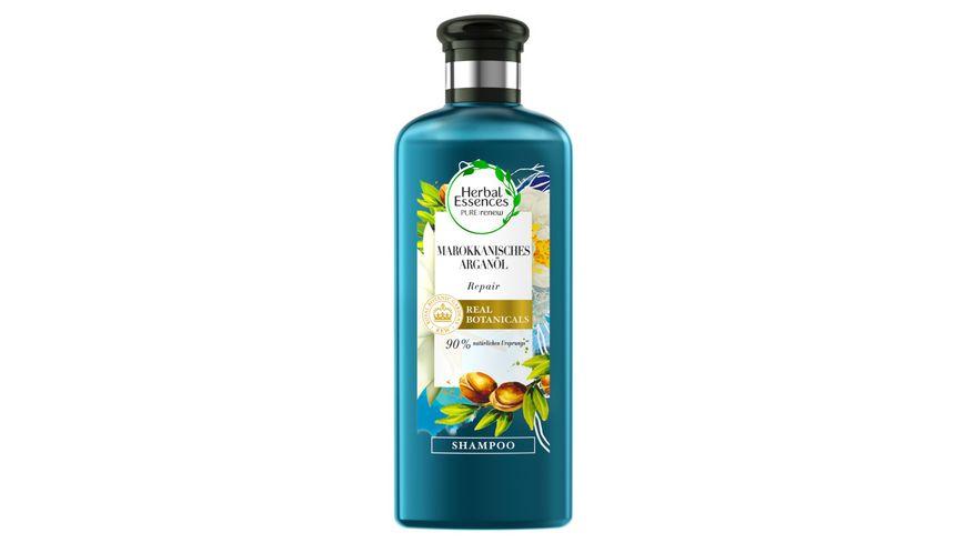 Herbal Essences PURE renew Marokkanisches Arganoel Repair Shampoo