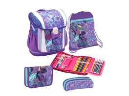 JOLLY BELMIL CUSTOMIZE ME Schulranzen Set 7teilig Color Sea