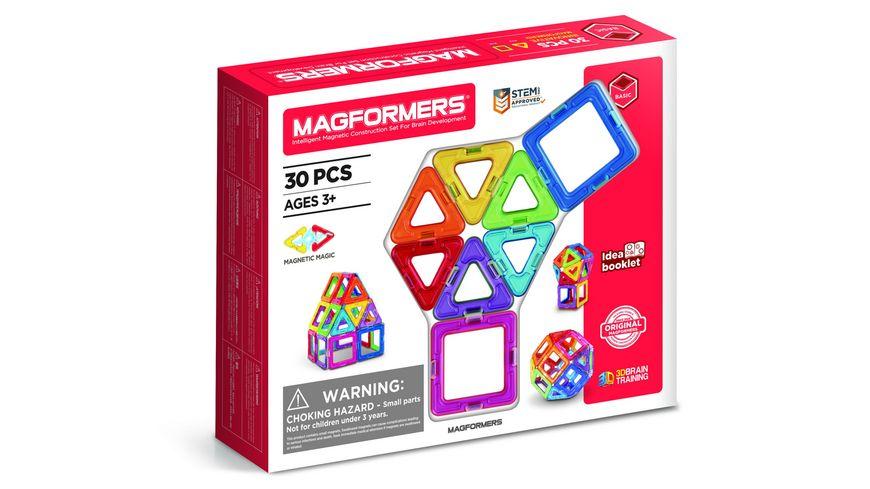Magformers 274 07 Basic Set Line 30 Teile