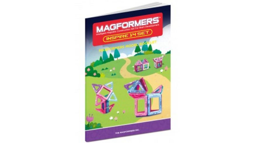 Magformers 274 52 Inspire Line 14 Teile