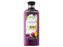 Herbal Essences PURE renew Passionsblume Reismilch Naehrpflege Shampoo