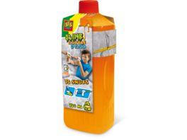 SES Creative Schleim Blaster Nachfuellpack Orange Neon 750ml