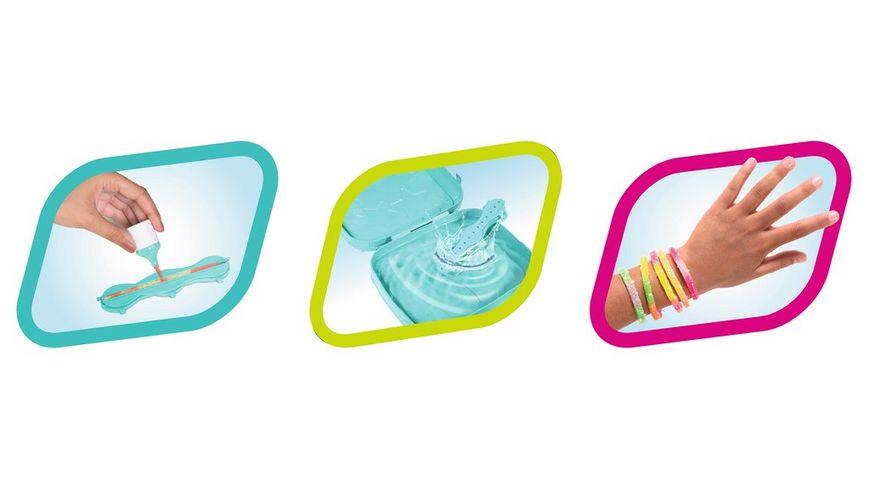 Ravensburger Beschaeftigung Blazelets Refill Nachfuellsets mit Pulver und Schnueren