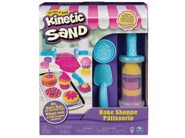 Spin Master Kinetic Sand Baeckerei Spielset