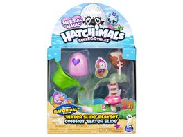 Spin Master Hatchimals CollEGGtibles Water Slide Playset