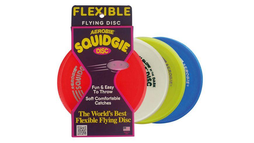 Aerobie Squidgie Disc 1 Stueck sortiert