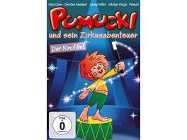 Pumuckl Und Sein Zirkusabenteuer Der Kinofilm