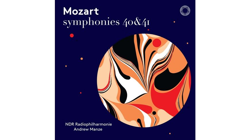 Mozart Sinfonien 40 41