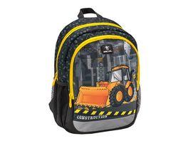BELMIL Vorschulrucksack KIDDY PLUS Bag Construction