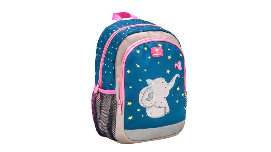 BELMIL Vorschulrucksack KIDDY Bag Elephant