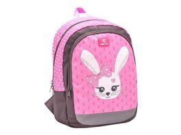 BELMIL Vorschulrucksack KIDDY Bag Sweet Bunny