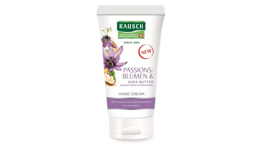 RAUSCH Passionsblumen Handcreme 50ml
