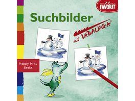 Suchbilder mit Tabaluga Beschaeftigungsbuechlein aus der Serie Happy Kids Books