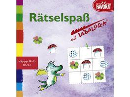 Raetselspass mit Tabaluga Beschaeftigungsbuechlein aus der Serie Happy Kids Books