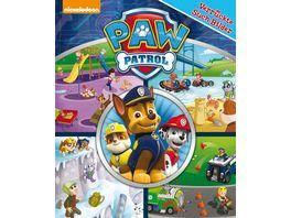 PAW Patrol Verrueckte Such Bilder gross Pappbilderbuch