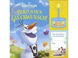 Geburtstags Soundbuch Disney Die Eiskoenigin Herzlichen Glueckwunsch