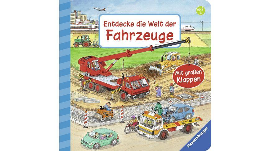 Entdecke die Welt der Fahrzeuge - Landmaschinen, Baufahrzeuge, Feuerwehr und Co.