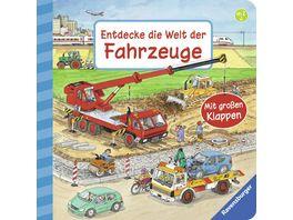 Entdecke die Welt der Fahrzeuge Landmaschinen Baufahrzeuge Feuerwehr und Co