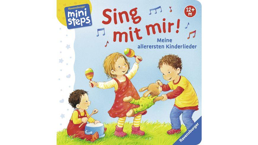 Sing mit mir Meine allerersten Kinderlieder