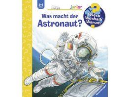 Was macht der Astronaut