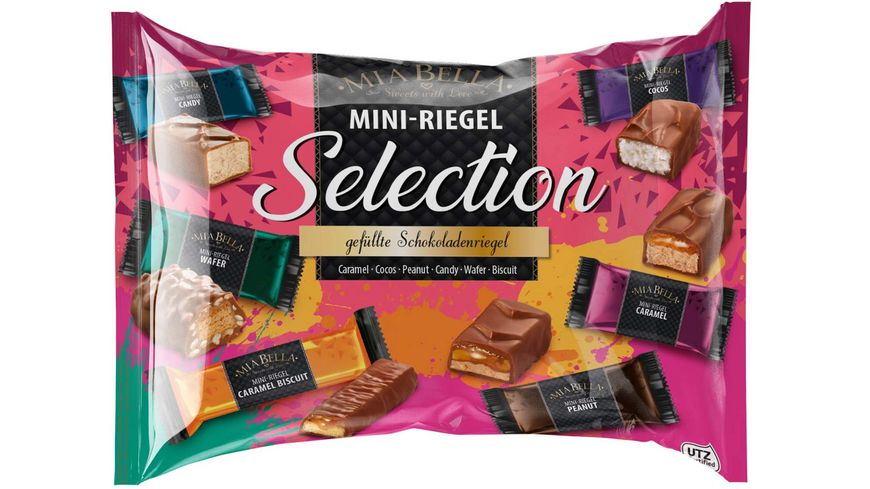 MIA BELLA Mini-Riegel Selection