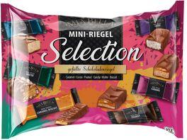 MIA BELLA Mini Riegel Selection