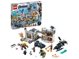 LEGO Marvel Super Heroes 76131 Avengers Hauptquartier