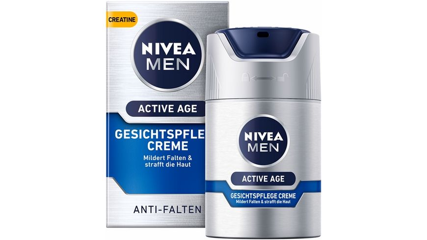 NIVEA MEN Active Age Gesichtspflegecreme