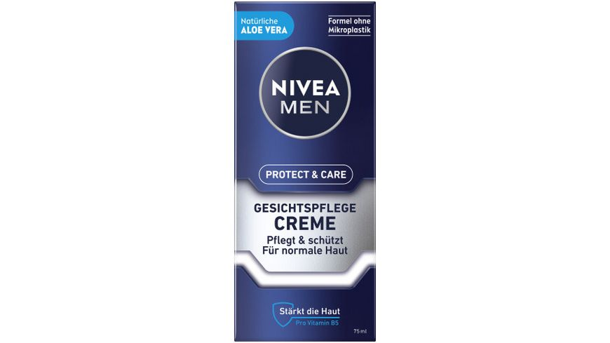 NIVEA MEN Gesichtspflege Creme Protect Care