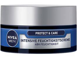 NIVEA MEN PROTECT CARE INTENSIVE FEUCHTIGKEITSCREME 50 ML