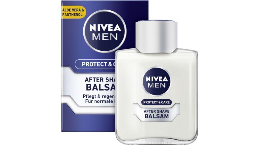 NIVEA MEN Protect Care After Shave Balsam