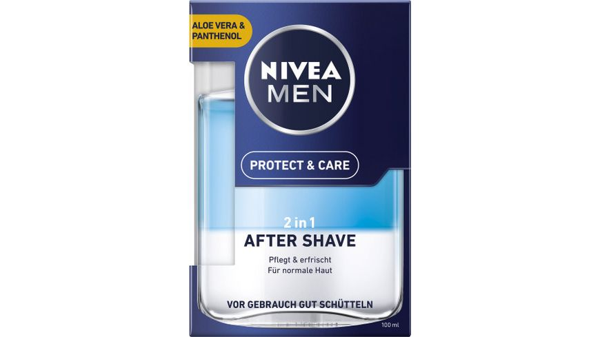NIVEA MEN Protect Care 2in1 After Shave