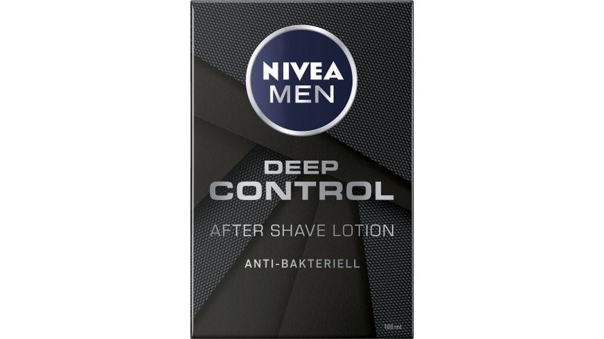 NIVEA MEN DEEP Control After Shave Lotion