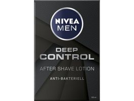 NIVEA MEN DEEP Control After Shave Lotion