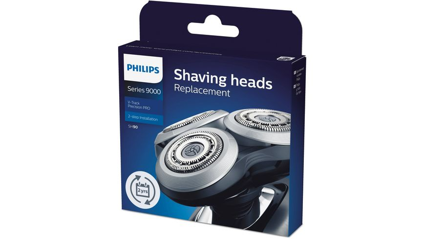 PHILIPS Scherkoepfe Shaver series 9000