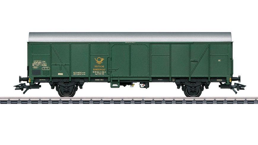 Maerklin 47360 Transportbahnpostwagen Post 2ss t 13